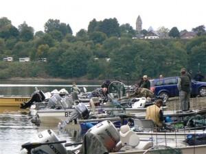 championat de belgique bateaux en préparation