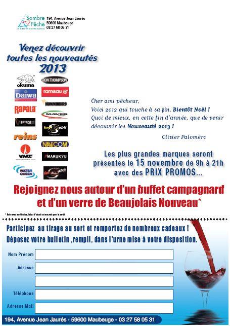 invitation beaujolais 2012