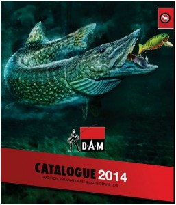 catalogue pêche dam couverture