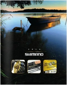 catlgue shimano disponible chez sambre peche