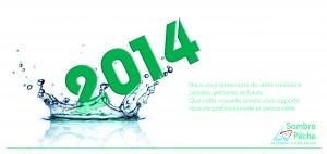 2014 sort de l'eau
