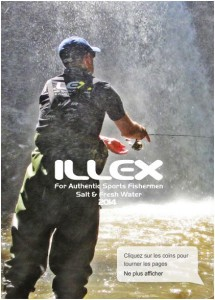 catalogue illex 2014 chez sambre peche