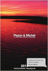 catalogue pezon michel 2014 chez sambre peche