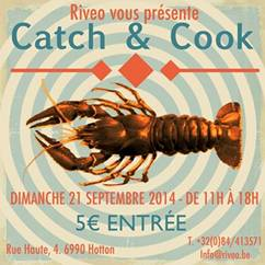 festival riveo 2014 catch and coock
