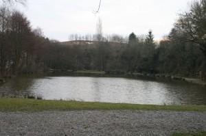 plan d'eau du val chapêtre de Limont Fontaine