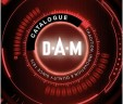 Voici le catalogue DAM 2016
